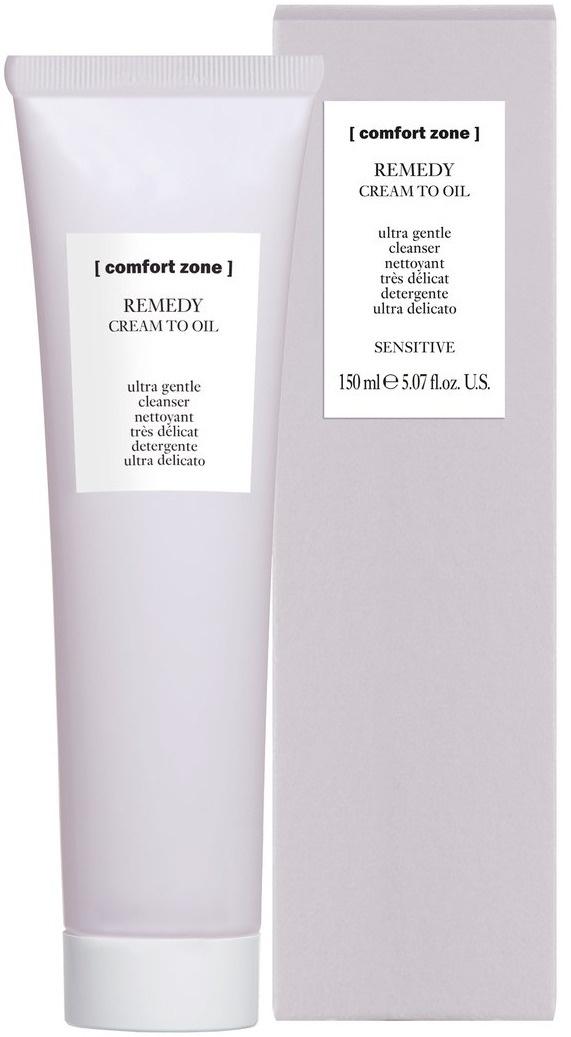 Comfort Zone Remedy Cream To Oil