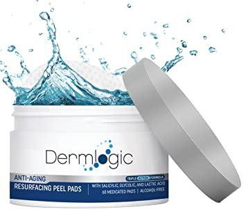 Dermlogic Anti Aging Resurfacing Peel Pads