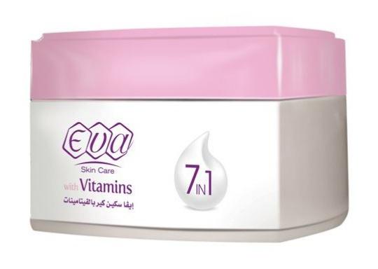 Eva Skin Care Facial Cream  7 In 1