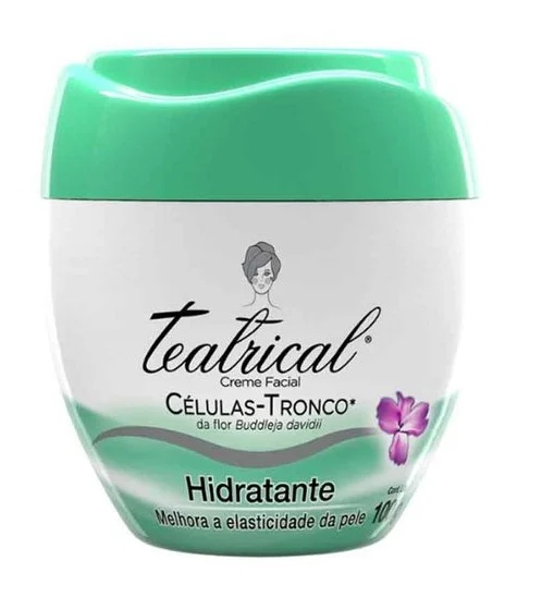 Teatrical Humectant Facial Moisturizer