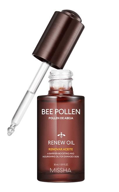 Missha Bee Pollen Renew Oil