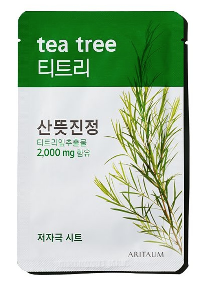 Aritaum Fresh Essence Mask Tea Tree