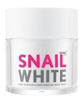 SNAILWHITE Snail Secretion Filtrate Moisture Facial Cream
