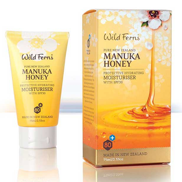 Wild Ferns Manuka Honey Protective Hydrating Moisturiser