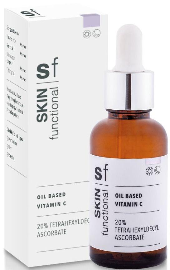 Skin Functional Oil Based Vitamin C