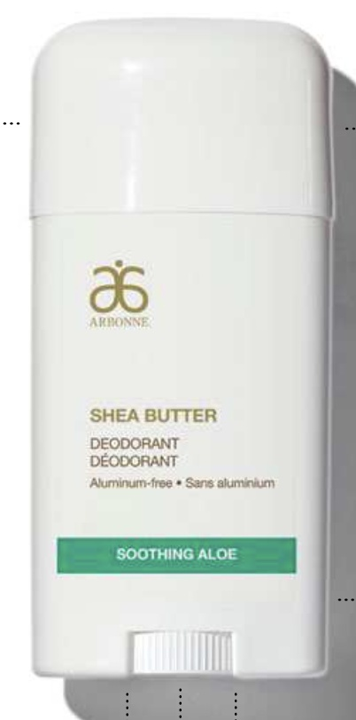 Arbonne Shea Butter Deodorant