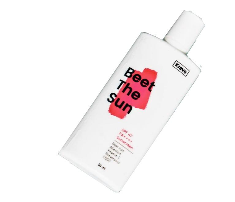 3.5% | Beet The Sun SPF50+ PA++++ / The Beet Shield