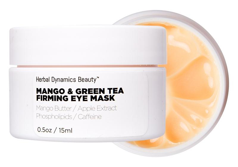 Herbal Dynamics Beauty Mango & Green Tea Firming Eye Mask