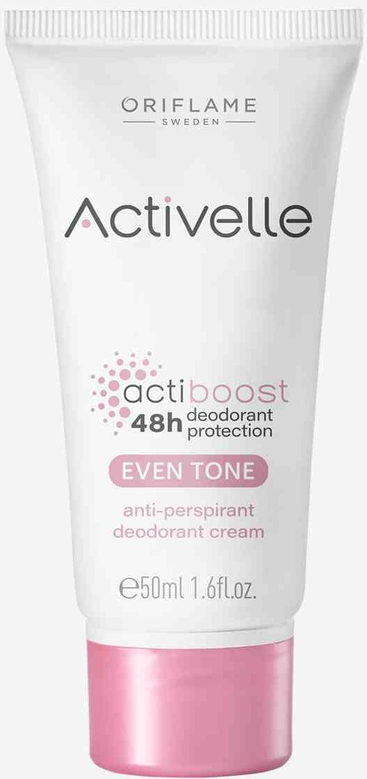Oriflame Activelle Even Tone Anti-Perspirant Deodorant Cream