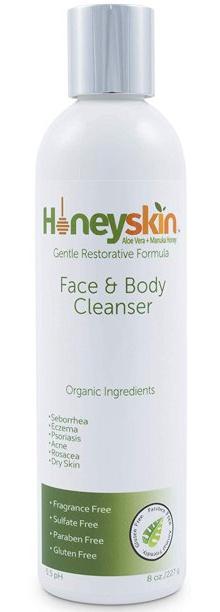 Honeyskin Honey Skin Face And Body Wash