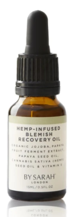 By Sarah London Hemp - Infused Blemish Recovery Oil