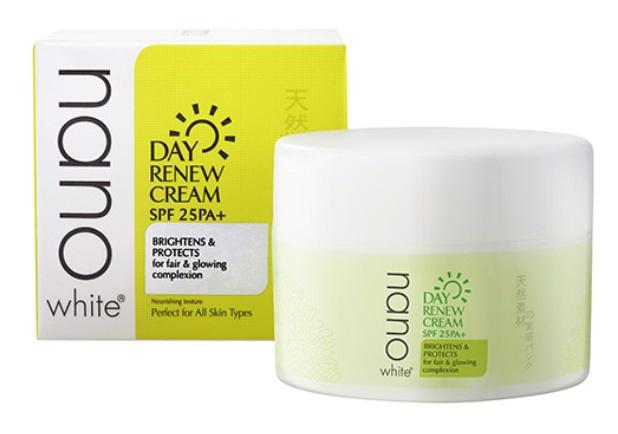 Nano White Day Renew Cream SPF25 Pa++