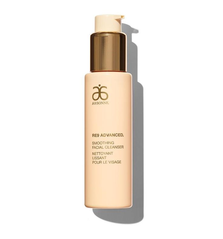 Arbonne Re9 Advanced Smoothing Facial Cleanser #811