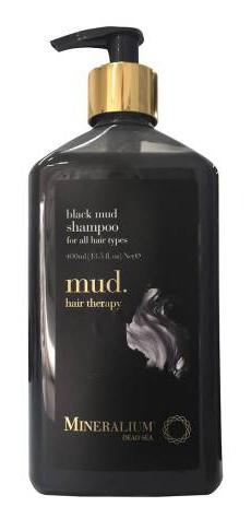 Mineralium Shampoo With Dead Sea Black Mud