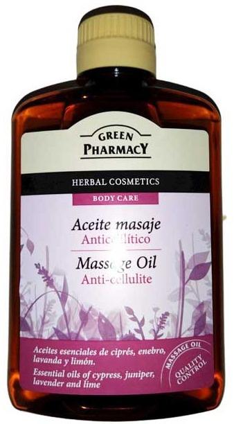 Green Pharmacy Anti-cellulite Massage Oil