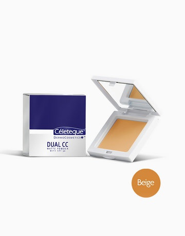 Celeteque Dual-Cc Matte Powder