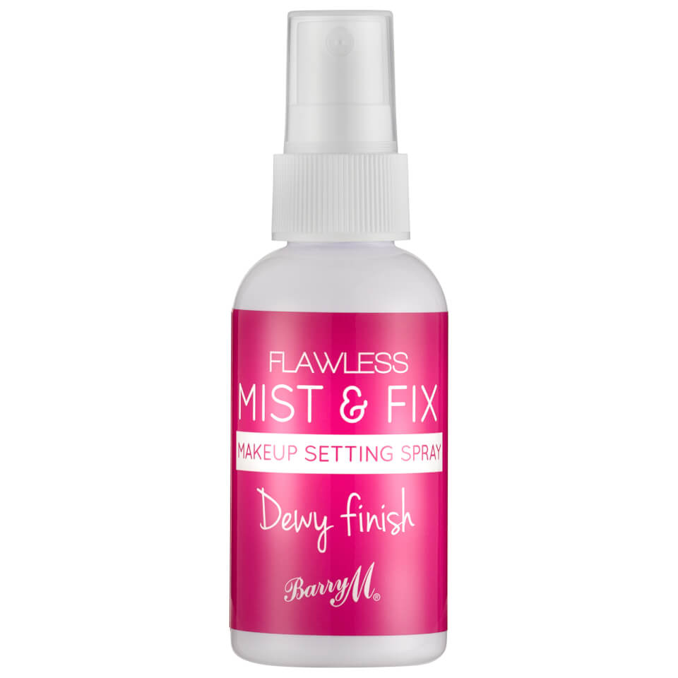 Barry M Makeup Setting Spray Dewy Finish