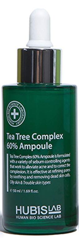 Hubislab Tea Tree Complex 60% Ampoule