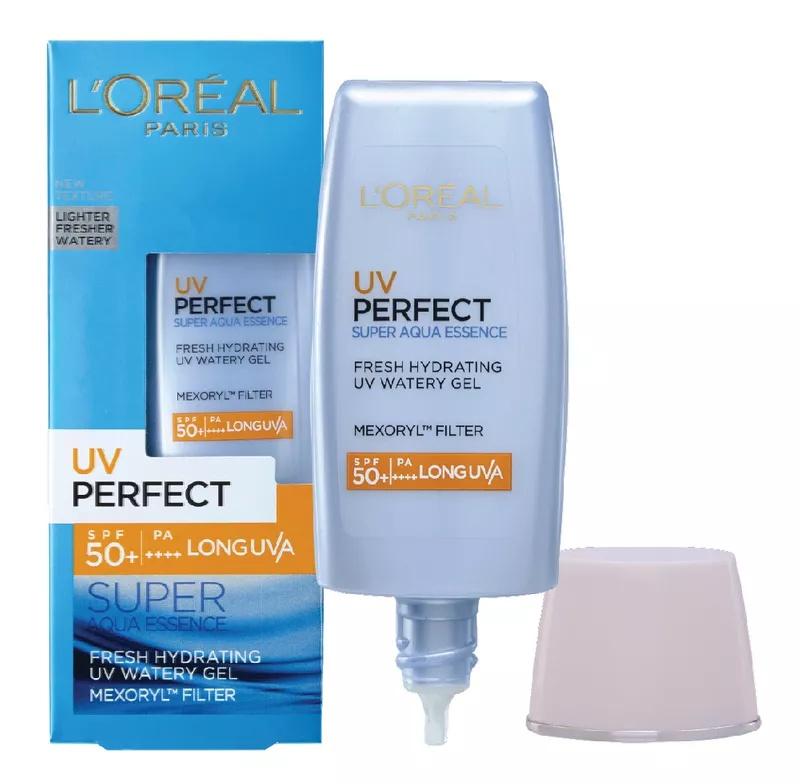 L'Oreal Paris Aqua Essence UV Perfect Sunscreen SPF 50