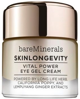 bareMinerals Skinlongevity® Vital Power Eye Gel Cream
