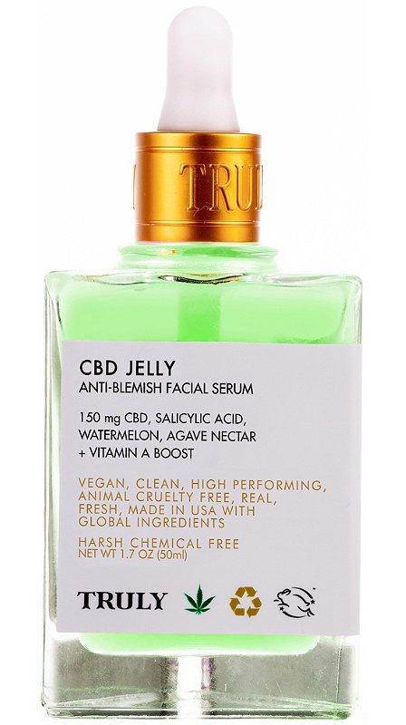 Truly CBD Jelly Anti-Blemish Facial Serum