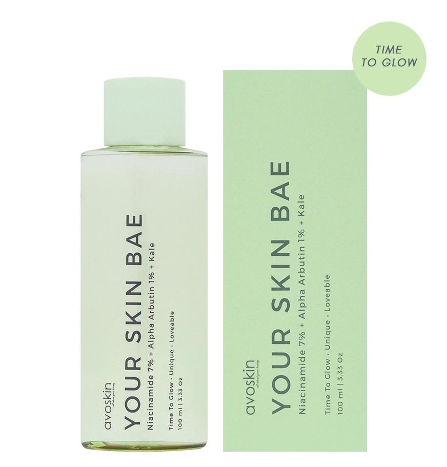 Avoskin Your Skin Bae Niacinamide 7% + Alpha Arbutin 1% + Kale