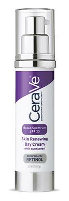 CeraVe Skin Renewing Day Cream Spf 30