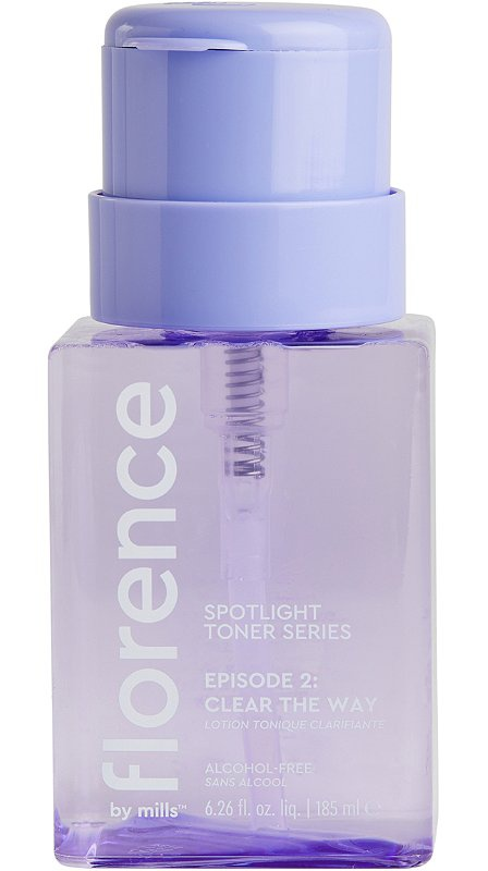 Florence by Mills Clear The Way Clarifying Toner