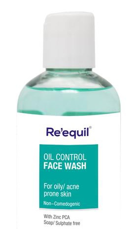 Re'equil Oil Control & Anti Acne Face Wash