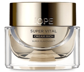 IOPE Super Vital Cream Rich
