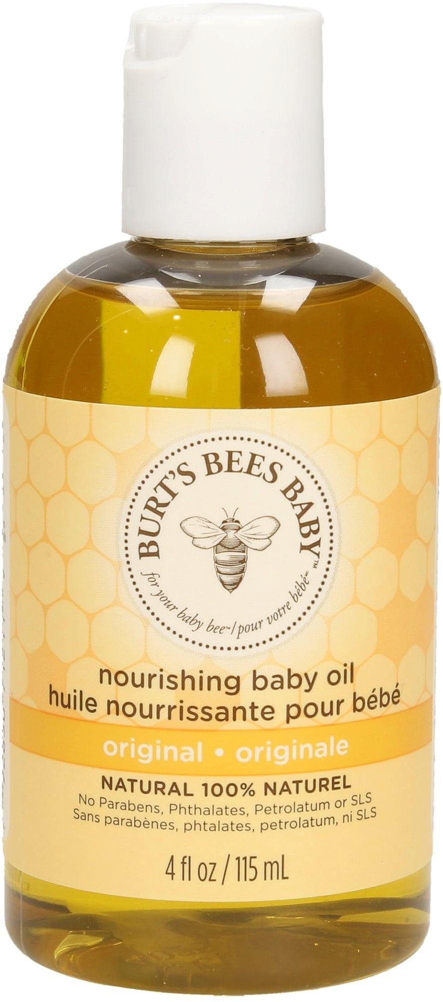 Burt's Bees 100% Natural Nourishing Baby Oil