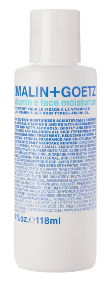 MALIN + GOETZ Vitamin E Face Moisturiser