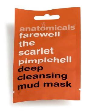 Anatomicals Deep Cleansing Mud Mask
