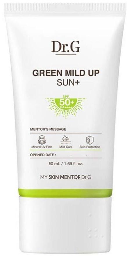 Dr. G Green Mild Up Sun+ Spf 50+, Pa++++