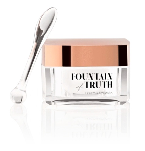 Fountain of Truth Honey Glow Face Mask