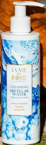 La vie en rose Cleansing Micellar Water