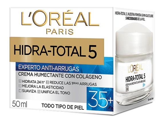 L'Oreal Hidra Total 5 Crema De Día 35+