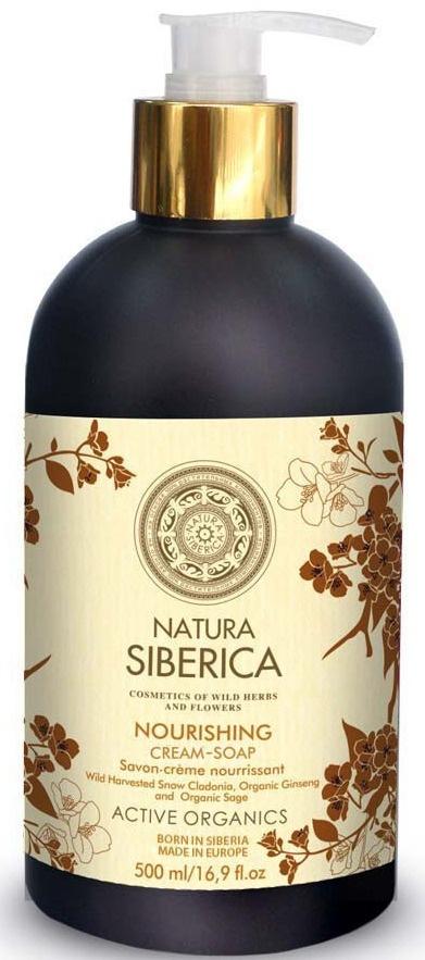 Natura Siberica Jabon Liquido Nutritivo