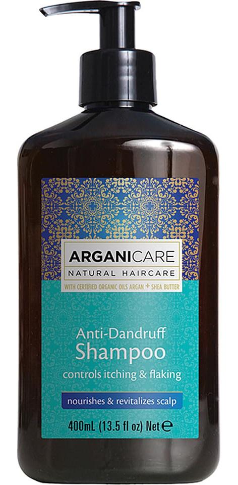 ARGANICARE Anti-Dandruff Shampoo