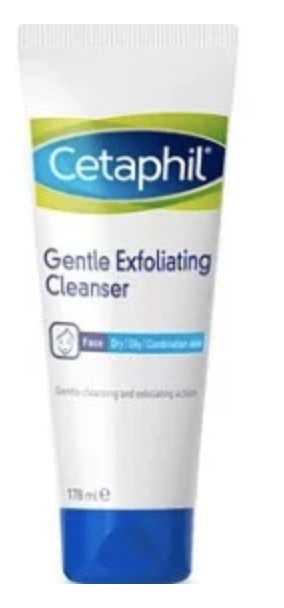 Cetaphil Gentle Exfoliating Cleanser