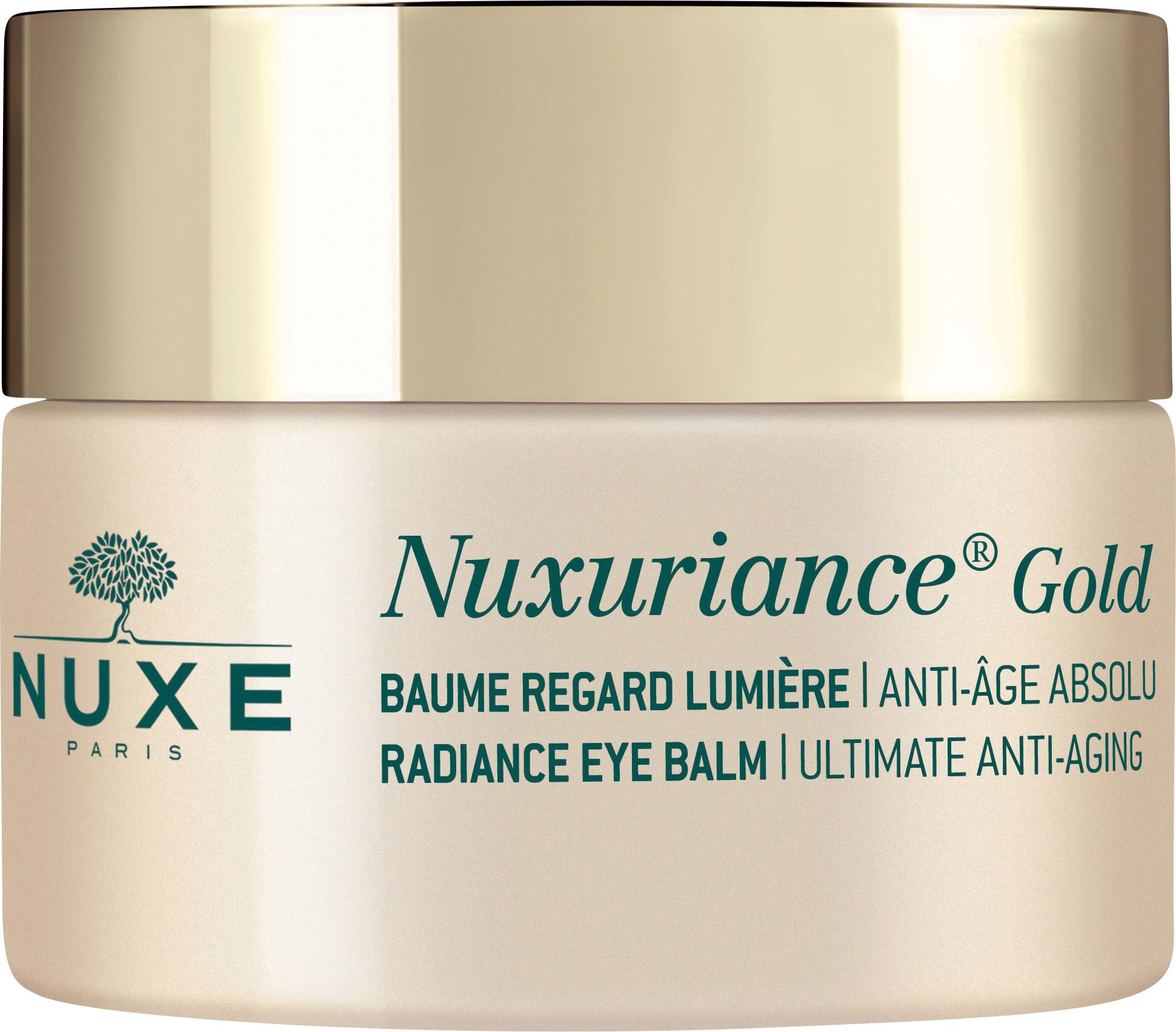 Nuxe Nuxuriance® Gold Radiance Eye Balm