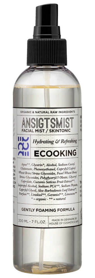 Ecooking Face Mist