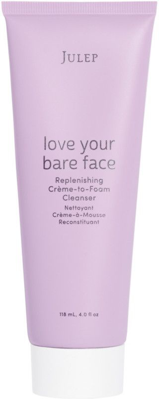Julep Love Your Bare Face, Replenishing Creme-To-Foam Cleanser