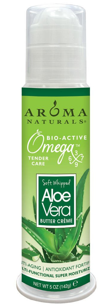 Aroma Naturals Soft Whipped Aloe Vera Butter Créme