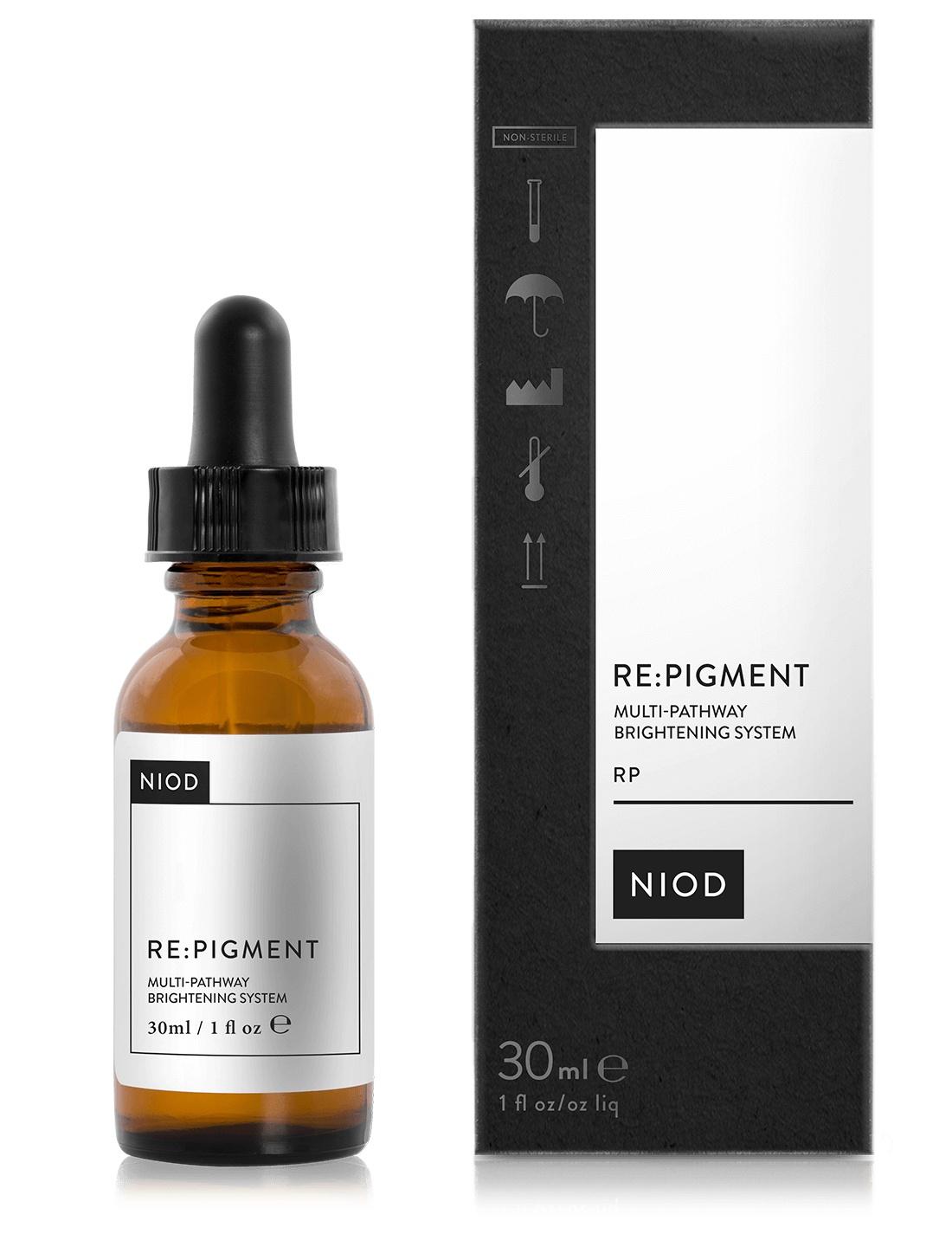 NIOD Re: Pigment