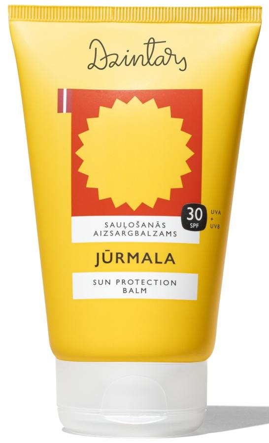"Dzintars Sun protection balm ""Jūrmala"" SPF 30 UVA + UVB"