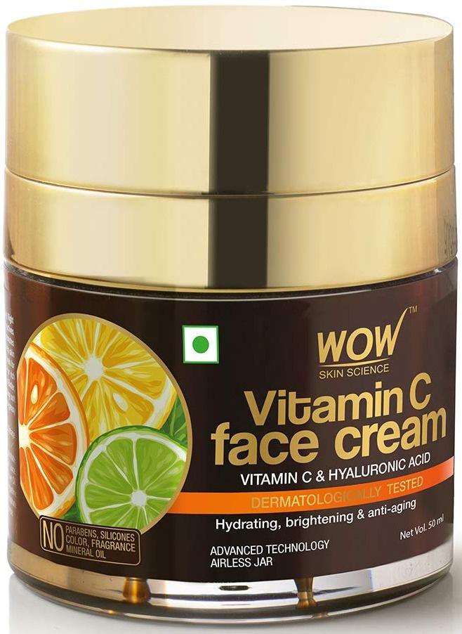 WOW skin science Vitamin C Day Cream