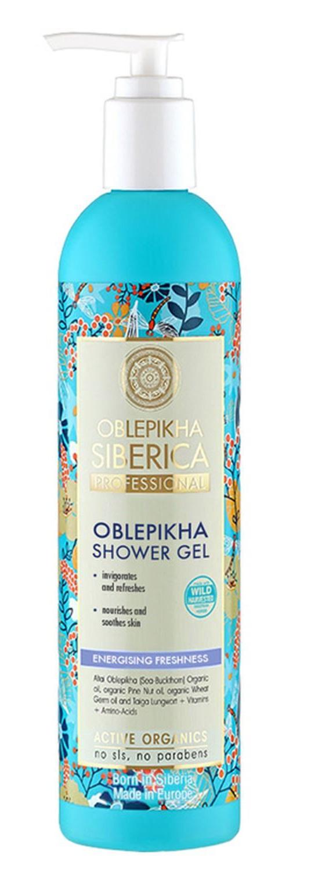 Natura Siberica Showergel Oblepikha Energising Freshness