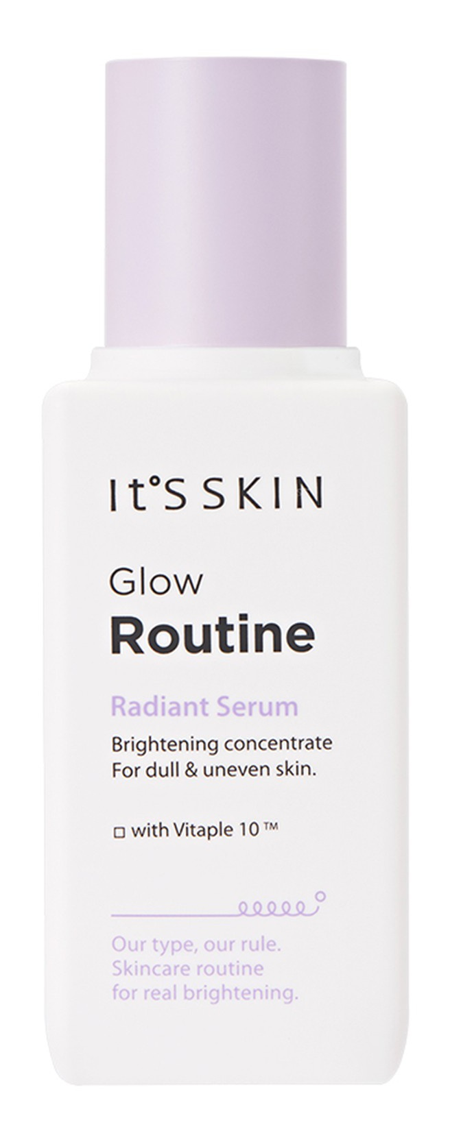 It's Skin Glow Routine Radiant Serum