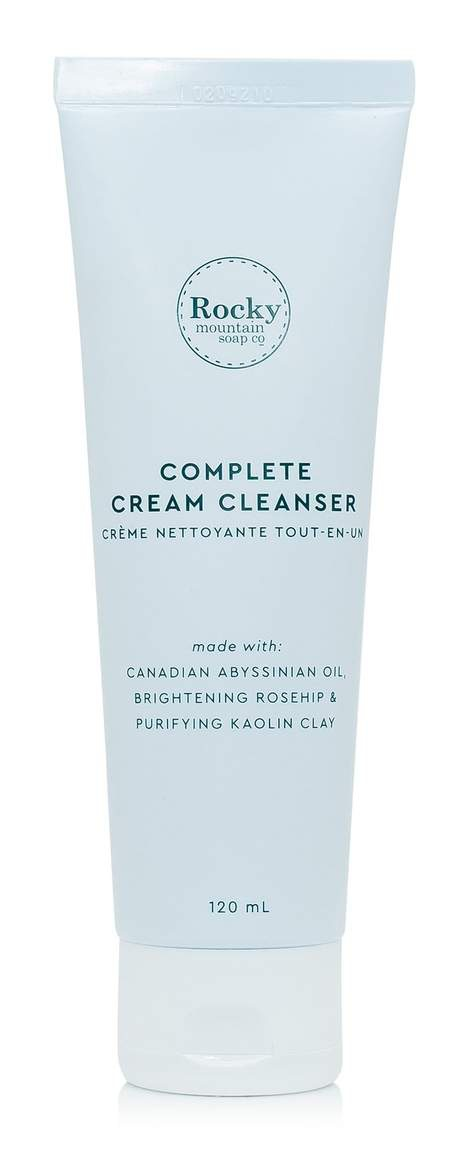 Rocky Mountain Soap Co. Complete Cream Cleanser
